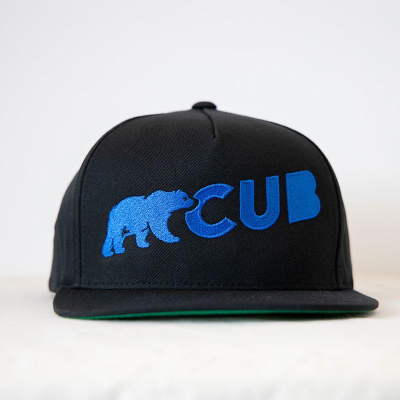 BearCub Snapback (Black)