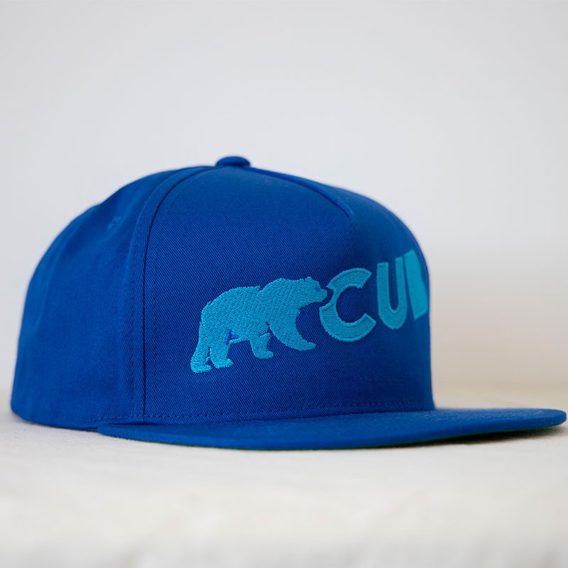 BearCub Snapback (Royal Blue)