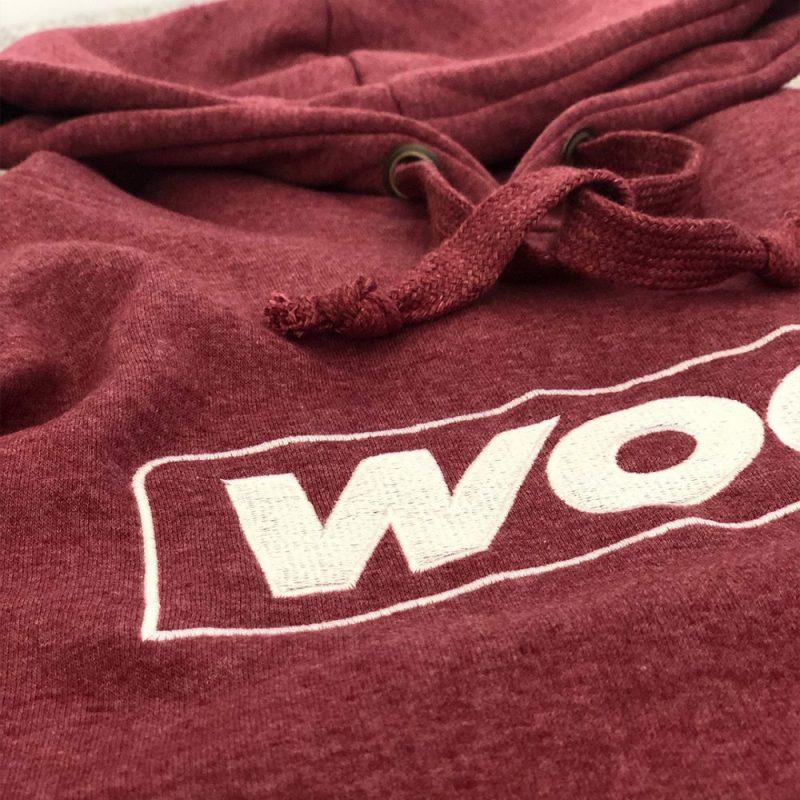 WOOF Hoodie by WOOFGUY