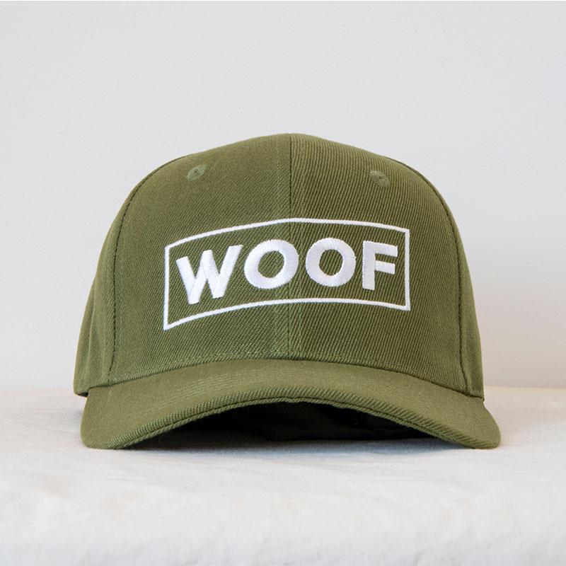 WOOF Baseball Cap (Army)